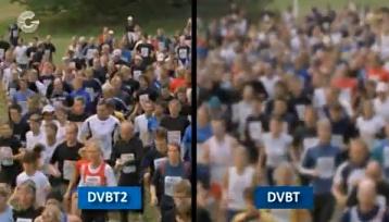 Rozdíl kvality klasického (SD) a HD obrazu