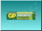 Baterie GP Greencell 1.5V AA (R6)