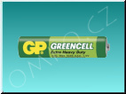 Baterie GP Greencell 1.5V AAA (R03)