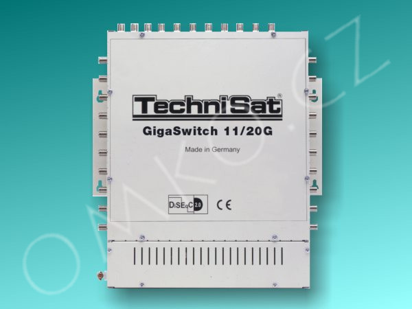 Technisat GigaSwitch 11/20 G - foto 1