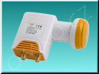 LNB konvertor Golden Media GM-202+ Twin