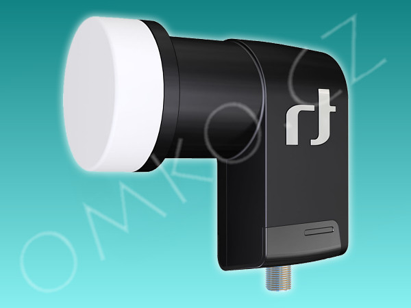 LNB konvertor Inverto Black Premium Single  - foto 1