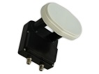 LNB konvertor Inverto Black Pro monoblok TWIN 4,3° 0,2dB