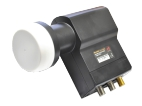 LNB konvertor Inverto Black Quad Unicable