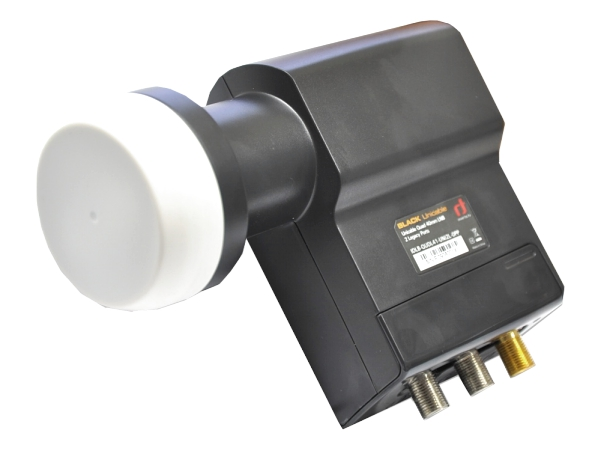 LNB konvertor Inverto Black Quad Unicable - foto 1