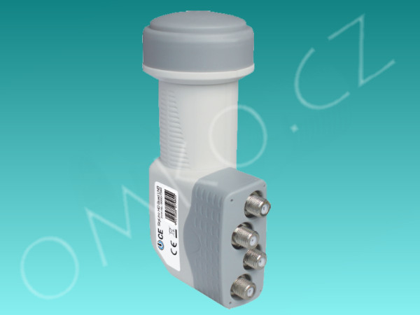 LNB TechniSat SkyLine CE HD Quad  - foto 1