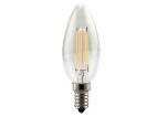 LED žárovka EMOS Z74214, E14, 4W, 465lm, 4100K, neutrální bílá, čirá