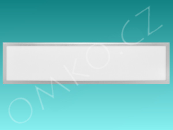 LED panel TechniLED PA-40N4, 30x120 cm, 40W, 4800lm, 4000-4500K  - foto 1