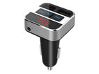 FM transmitter Solight BT02, připojení do auta, bluetooth, 2x USB, handsfree