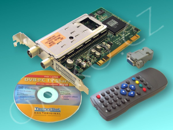 TechniSat AirStar 2 TV - PCI - foto 1