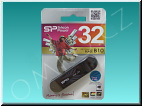 USB flashdisk Silicon Power 32GB Blaze B10, USB3.0