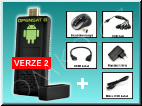 Opensat Smart TV  Mini PC (verze 2)
