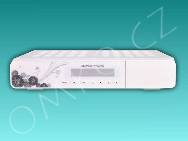 AB IPBox 9900 HD White  1x DVB-S2 - foto 1
