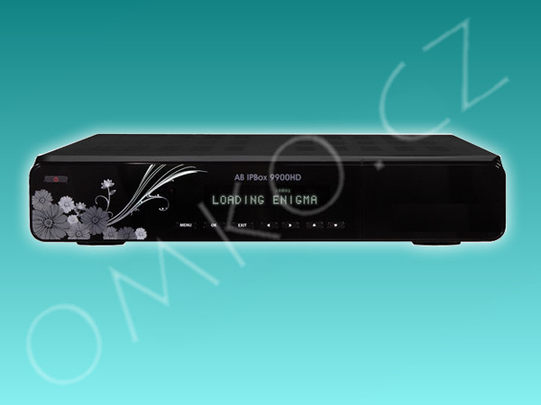 AB IPBox 9900 HD Plus, Black  2x DVB-S2, HDD 500GB - foto 1