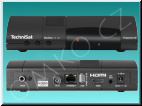 TechniSat DigiPal T2 HD ex+, DVB-T2, antracit