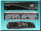 Dreambox DM820 HD, DVB-S2 Dual