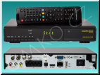 Golden Media Wizard HD Vote 2, combo DVB-S2 + DVB-T/T2/C