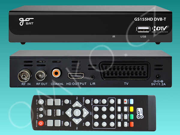 GoSAT GS 155 HD - foto 1