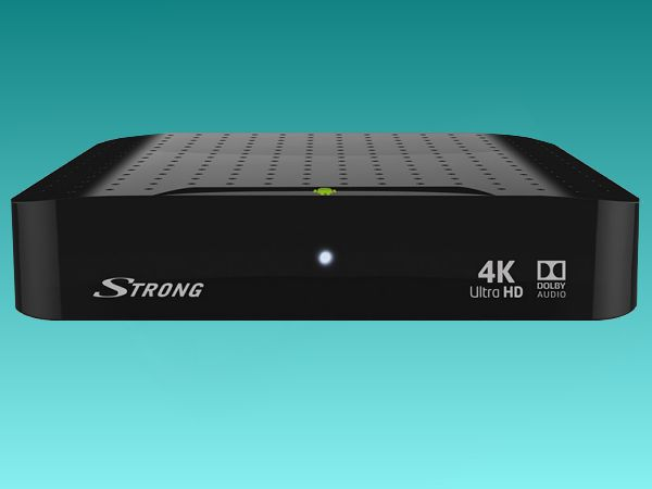 Strong SRT 2022, IPTV, Android, Wi-Fi, 4K Ultra HD - foto 1