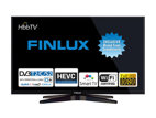 Finlux 32FFC5760, 82 cm, Full HD, Smart TV, černý