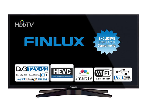 Finlux 32FHC5660, 82 cm, HD Ready, Direct LED, černý - foto 1