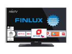 Finlux 32FHE5660, 82 cm, HD Ready, Direct LED, černý