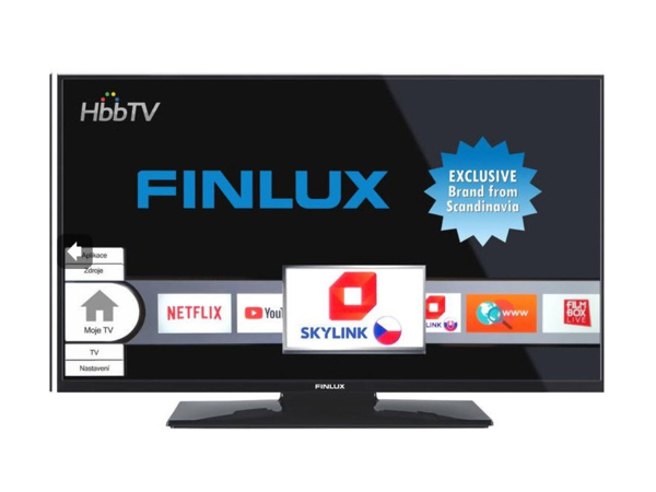 Finlux 32FHE5660, 82 cm, HD Ready, Direct LED, černý - foto 1