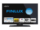Finlux 39FFC5660, 99 cm, Full HD, Smart TV, černý