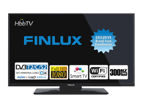 Finlux 40FFC5660, 101 cm, Full HD, Direct LED, Smart TV, černý
