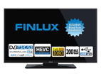 Finlux 43FFC4660, 109 cm, Full HD, Direct LED, černý