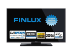 Finlux 43FFC4660, 109 cm, Full HD, Direct LED, černý, rozbaleno