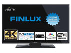 Finlux 43FUC7060, 109 cm, Ultra HD, Smart TV, černý