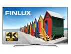 Finlux 49FUC8160, 124 cm, Ultra HD, Direct HDR LED, Smart TV, černý