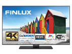 Finlux 50FUB8060, 128 cm, Ultra HD, Direct LED, Smart TV, černý