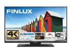 Finlux 50FUD7060, 128 cm, Ultra HD, Direct LED, Smart TV, černý