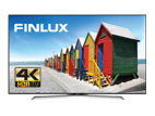 Finlux 55FUC8160, 140 cm, Ultra HD, ultratenký panel, Smart TV, černý
