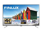 Finlux 65FUC8061, 165 cm, HDR Ultra HD, Smart TV, černý