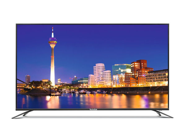 TechniSat  Monitorline UHD 49, 124 cm, HDR10, Ultra HD - foto 1