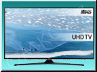 Ultra HD televizor Samsung UE40KU6072, 101 cm, 4K, Smart TV, černý