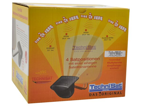 TechniSat MULTYTENNE TWIN, LNB pro SATMAN 45 - foto 6