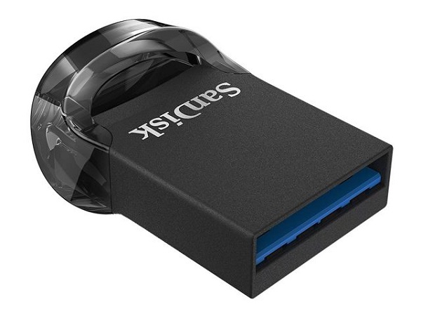 USB flashdisk SanDisk Cruzer Fit 64 GB, USB 2.0 - foto 2