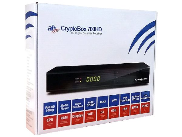 AB Cryptobox 700 HD - foto 2