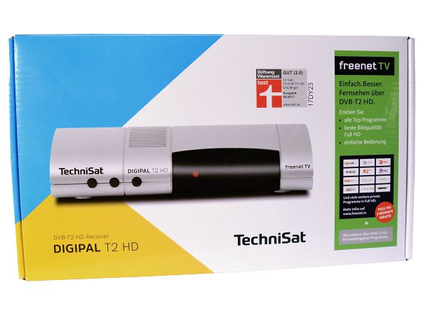 TechniSat DigiPal T2 HD, antracit - foto 4