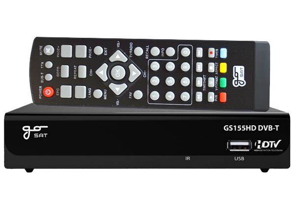 GoSAT GS 155 HD - foto 2
