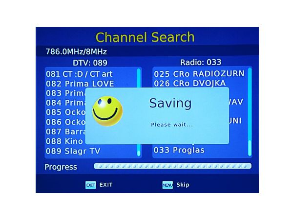 Opticum Lion HD 265 Plus, PVR, DVB-T2 - foto 4