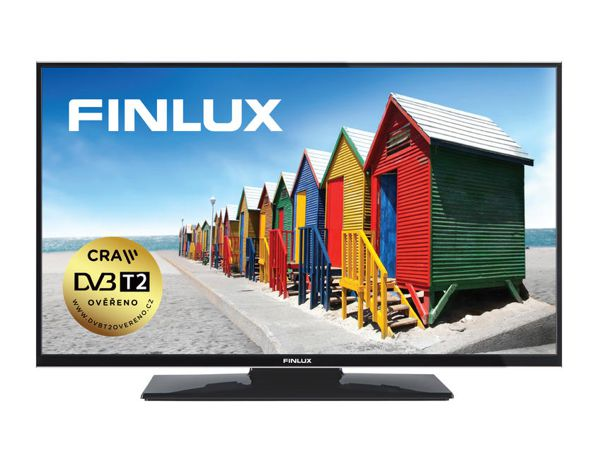 Finlux 24FFD4120, 61 cm, Full HD, Direct LED, černý - foto 2