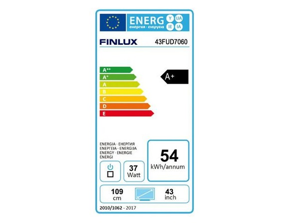 Finlux 43FUD7060, 109 cm, Ultra HD, Direct LED, Smart TV, černý - foto 3