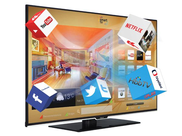 Finlux 50FUB8060, 128 cm, Ultra HD, Direct LED, Smart TV, černý - foto 2