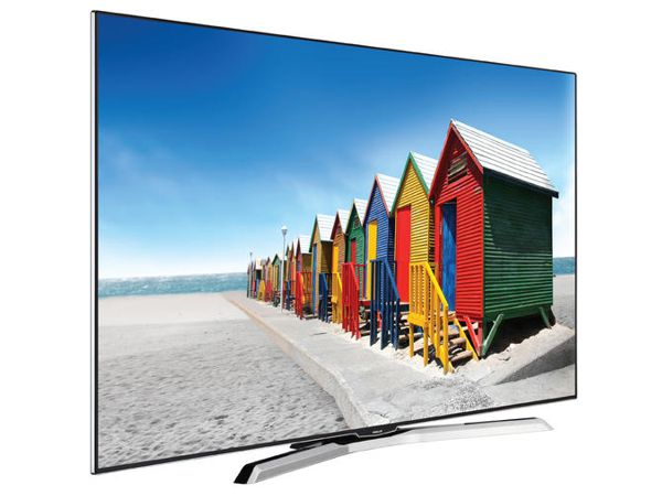 Finlux 55FUC8160, 140 cm, Ultra HD, ultratenký panel, Smart TV, černý - foto 2