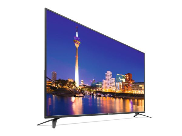 TechniSat  Monitorline UHD 49, 124 cm, HDR10, Ultra HD - foto 2